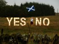 Schottland strebt neues Unabhängigkeitsreferendum an