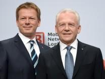 Richard Lutz und Rüdiger Grube