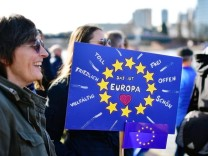 Pulse Of Europe Gatherings Spread To More Cities