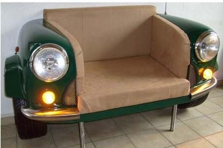 Möbel bildstrecke wenn aus autos möbel werden auto mobil