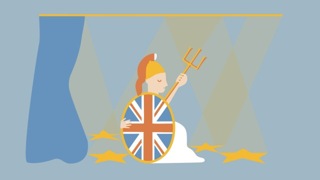 Britannia Brexit-Kolumne
