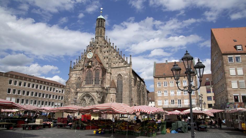 cidades da Alemanha - Nürnberg