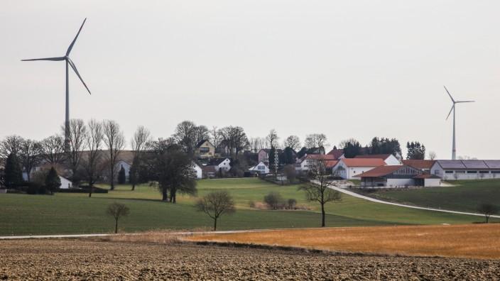 Windräder Dachau Energie Kommunen Abgaben
