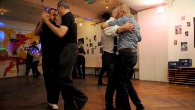 Gleichgeschlechtliches Tanzen Equality-Turnier
