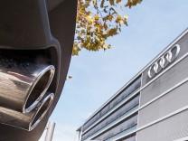 Abgasskandal: Audi hat in der Abgasaffäre zahlreiche Autos manipuliert