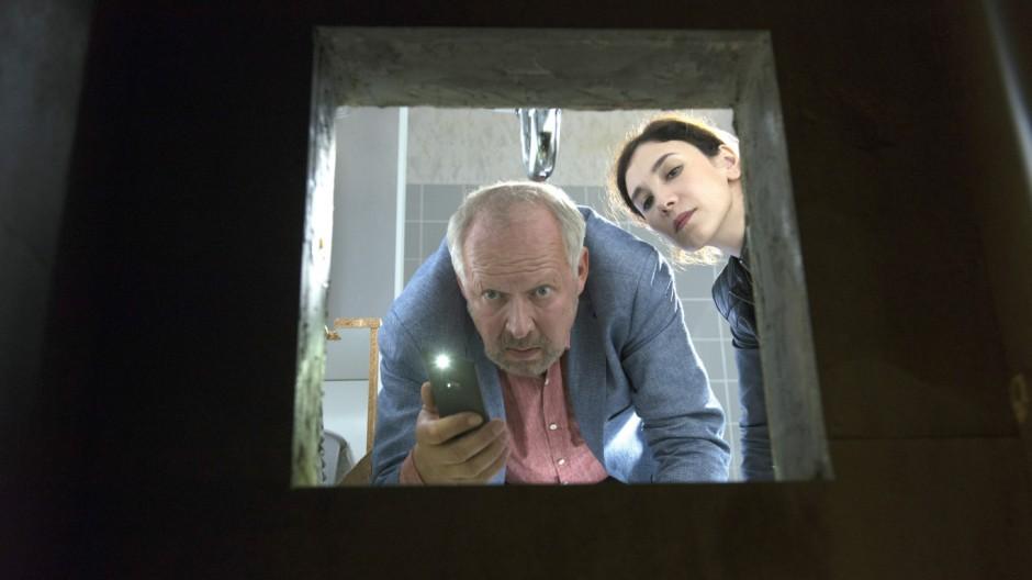 Tatort: Borowski und das dunkle Netz; Tatort ARD Kiel Borowski und das dunkle Netz
