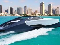 Die Bugatti Niniette 66 Luxusyacht