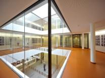 """Bildungszentrum """"Einstein 28"""" der Volkshochschule München, 2017"""