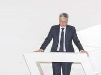 Audi Ingolstadt am Tag der Pressekonferenz / Razzia Unternehmensleitung 15. März 2017