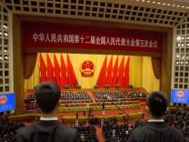 Volkskongress in Peking