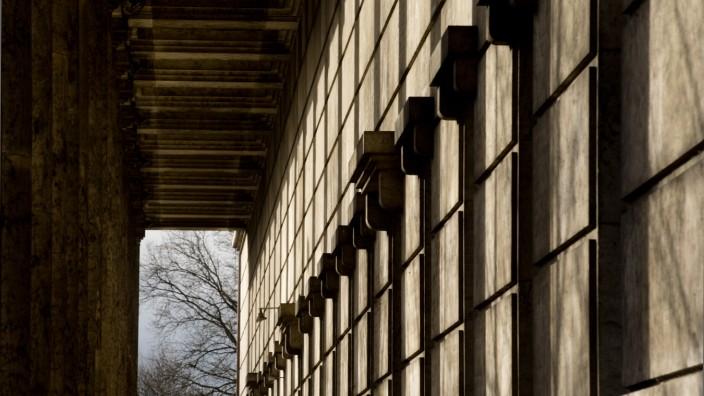 München: Aussenansicht / Front HAUS DER KUNST