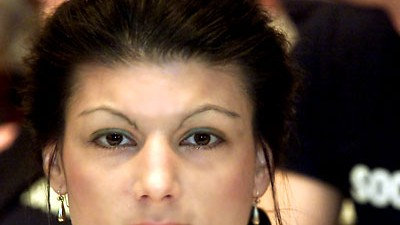 Sahra Wagenknecht lässt Fotos löschen