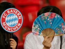 FC Bayern Audi China Summer Tour 2015 - Day 2