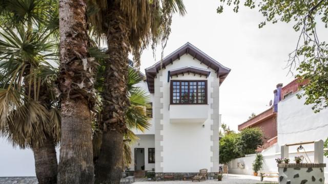 Rehabilitación  energética de vivienda unifamiliar en Málaga; nur für Hotelbesprechung