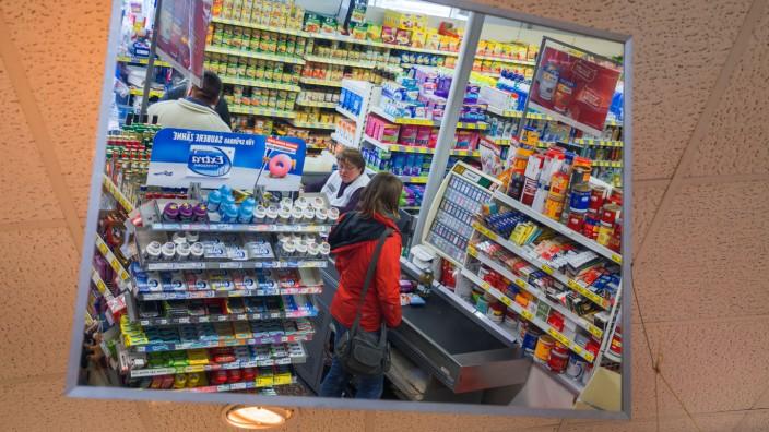 Lebensmittelmarkt