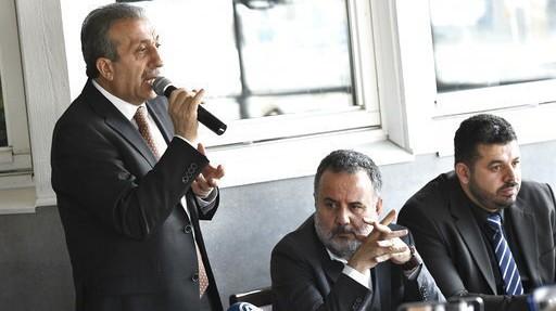 AKP-Politiker Mehmet Mehdi Eker in Schweden