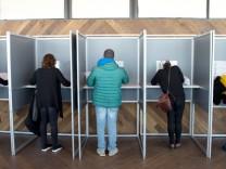 Wahlen in den Niederlanden; jetzt wahl niederlande