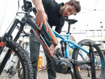 E-Bike in Reparatur