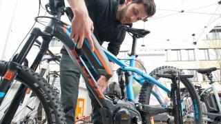 E-Bike in Reparatur