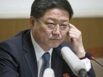 Nordkorea, Pak Myong Ho