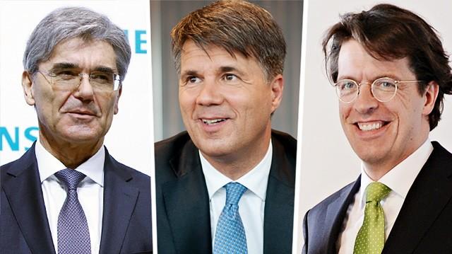 Donald Trump BMW, Siemens und Schäffler bei Trump