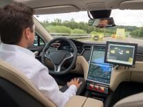 Bosch-Technologie im Tesla Model S