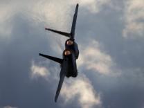 Ein Flugzeug der israelischen Luftwaffe