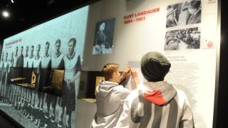 Schwabing/Freimann FC-Bayern-Ausstellung