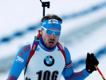 Biathlon - IBU World Cup - Men 10 km Sprint Competition