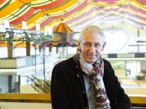 Festwirt Siegfried Able auf dem Münchner Oktoberfest, 2015