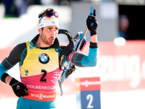 Biathlon - IBU World Cup - Men 12,5 km Pursuit Competition