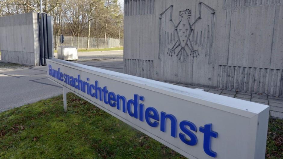 BND-Zentrale Landgericht München