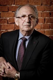 Abba Naor bei der SZ-Podiumdiskussion in München, 2015