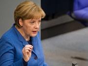 Vor Türkei-Besuch, Merkel: Migranten sollen Deutsch lernen, dpa