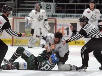 Augsburger Panther - Nürnberg Ice Tigers