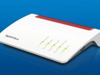 Neue Fritzbox 7590 mit Supervectoring und dimmbaren LED