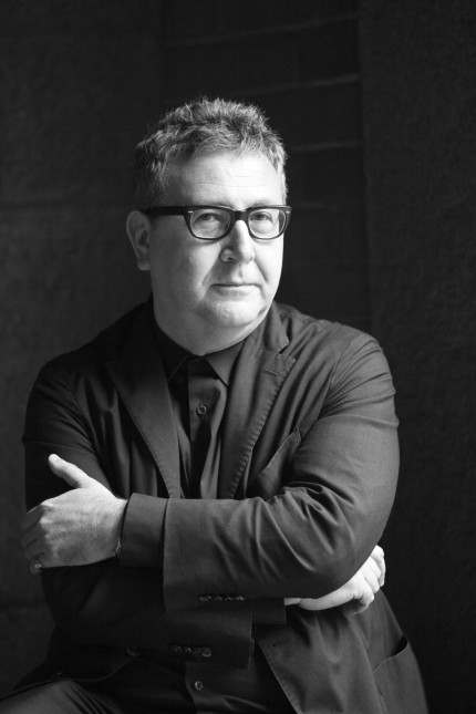 Portrait de l ecrivain italien Mario Fortunato 2014 Photographie AUFNAHMEDATUM GESCHÄTZT PUBLICAT; Mario Fortunato