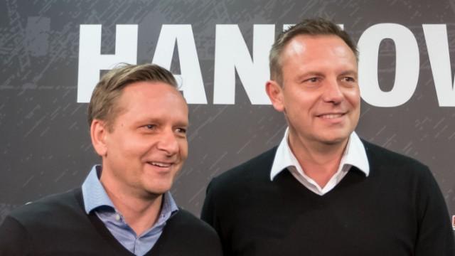 Hannover 96 stellt neuen Trainer vor