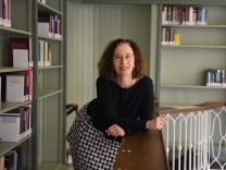 Monika Betzler in der LMU in München, 2017