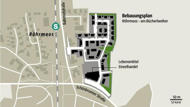 Röhrmoos S-Bahn