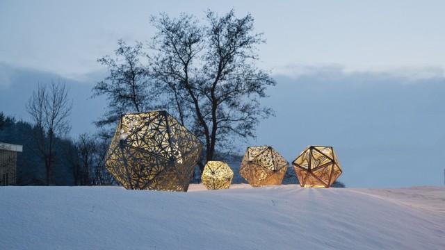 Objekte von Sacrea Lichtkunst aus Hohenlinden und Ebersberg (Bergmeister)