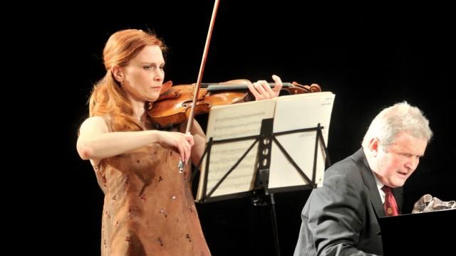 Weßling: Pfarrstadl Gertrud Schilde und Michael Schneidt