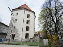 Hochbunker in München, 2013