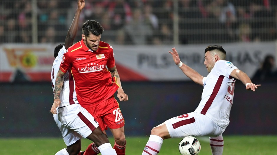 1. FC Union Berlin v 1. FC Nuernberg - Second Bundesliga