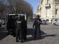 Frankreich - Briefbombe explodiert beim IWF