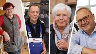 Rente Arbeiten im Alter