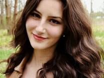 Fahndungsbild der vermissten Studentin Malina Klaar