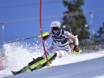 Slalom Weltcup in Squaw Valley
