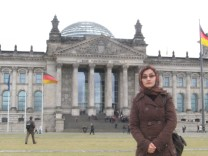 Sarah Faseli Afghanin Freiwillige Rückkehrerin DAAD-Stipendiatin Uni Kabul Doktorandin an der Uni Bochum