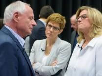 Talkrunde Landtagswahl Saarland